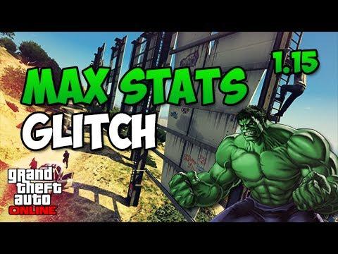 Gta 5 Online Stärke Level Erhöhen Max Strength Glitch 115