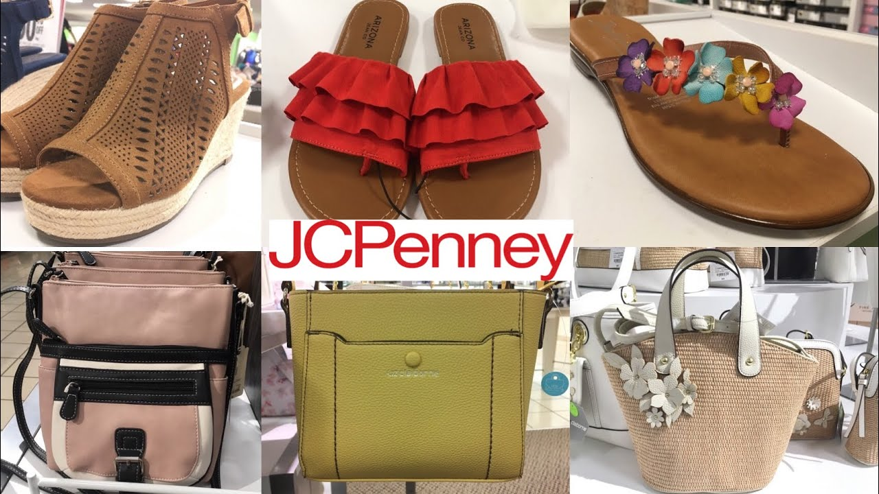4c61725acd64 JCPenney SHOP WITH ME Handbags   Shoes •Buy 1 get one 50% Off• Sale Spring  Summer Fashion