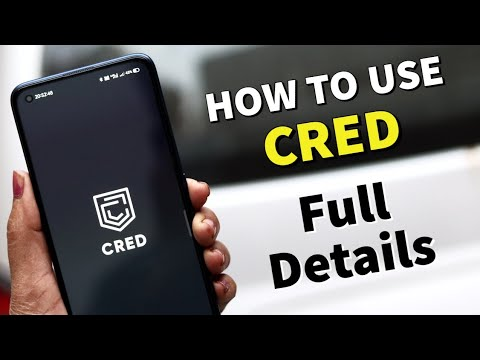 Download CRED App Use kaise kare   Credit Card Bill Payment Cashback Offers