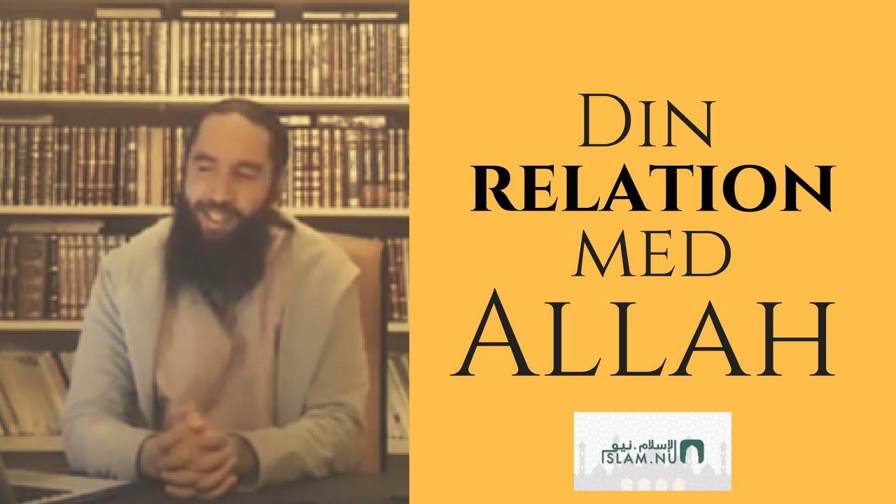 Din relation med Allah | Moosa Assal