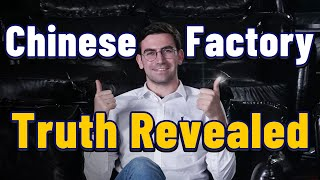 EXCLUSIVE - The Truth about Chinese Factory Workers