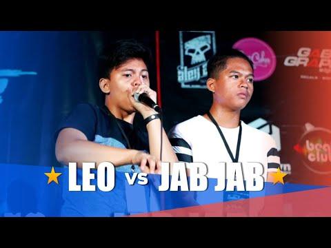 Philippine Beatbox Battle   LEO vs JAB JAB   Top 8