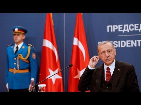 euronews (en français): Syrie : Erdoğan fermé à la négociation