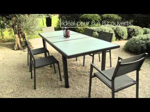 Table Dextérieur Pop Up Pol Perfect Outdoor Living