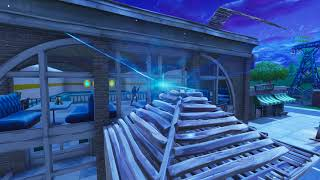 GLITCH FORTNITE: explosion of a space-time crack 2.0