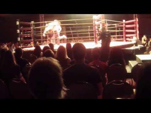 Bad Boy Fights 2013: Danny Peru vs. Adrian Yazzie