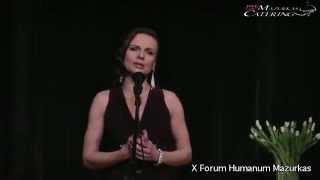 X Forum Humanum Mazurkas - Justyna Reczeniedi -