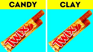 15 SURPRISING CANDY TRICKS FROM WHICH EVERYTHING WILL BE SWEETER