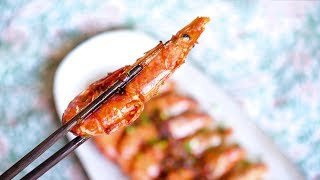 figcaption 【曼达小馆】阿干妈的厨房称霸之路,从这瓶酱开始:XO酱干烧大虾&炒饭 *4K