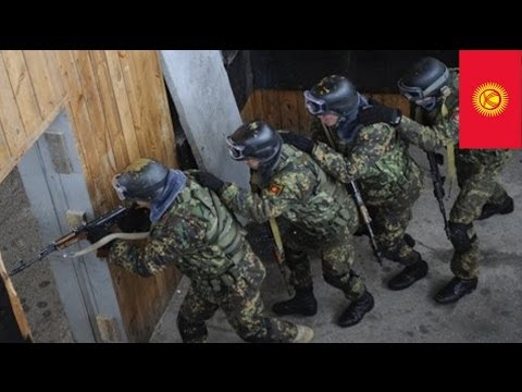 Kyrgyzstan troops kill Uighur militants near Chinese border