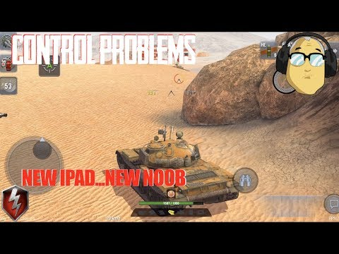 Control Problems World Of Tanks Blitz