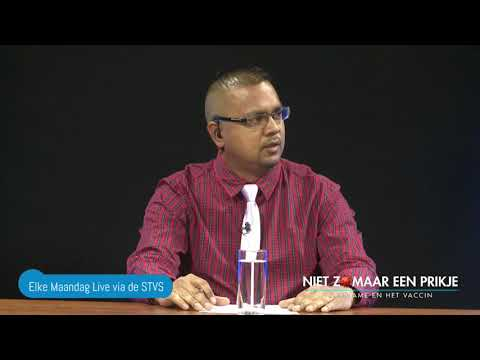Niet Zomaar Een Prikje... Suriname en het Vaccin Aflevering 2
