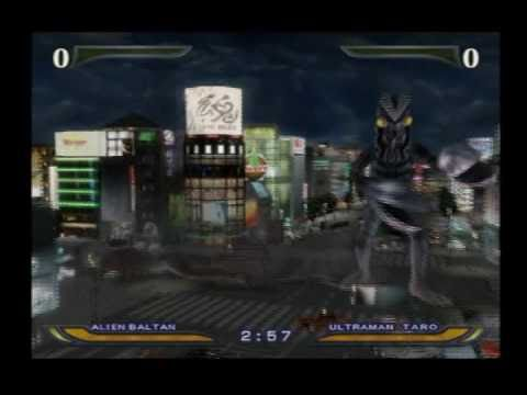 Ultraman Taro Monsters U.F.E.R: Baltan vs Ult...