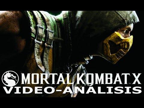 Mortal Kombat X / Análisis / Review + Gameplay / Un Re-reboot que Sabe como Defenderse