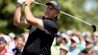 Greatest Shots of Phil Mickelson's Amazing Career