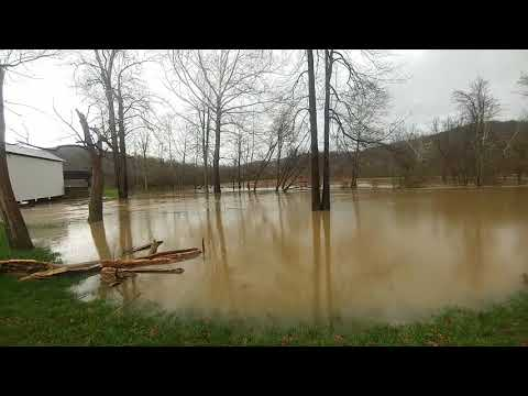 Greene County PA floods 4/16/18