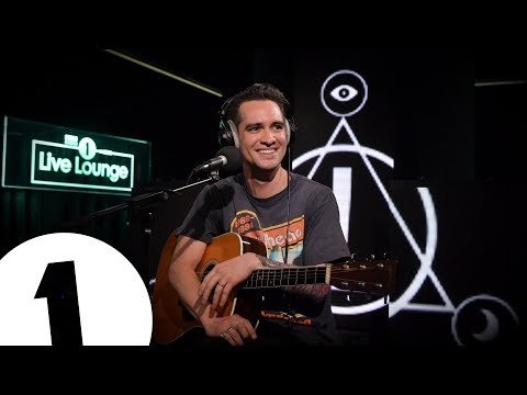 Mix - Panic! At The Disco - Say Amen (Saturday Night) in the Live Lounge