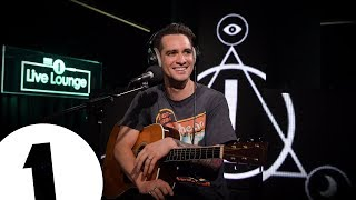 Panic! At The Disco - Say Amen (Saturday Night) in the Live Lounge