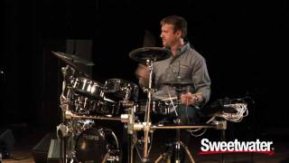 Roland TD-30KV V-Drum Kit Sweetwater Demonstration