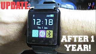 "The ""Q7""/U8 Budget Smartwatch Overview Update: After 2 Years!"