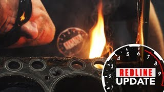 You won't believe what's under the heads of our Buick Nailhead V-8 | Redline Update #2