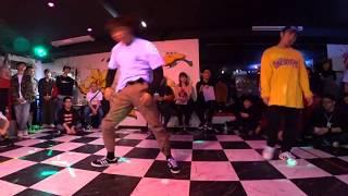ASHITAKA vs SHINSUKE BEST4 / ABC 5th アニソンダンスバトル A-POP DANCE BATTLE