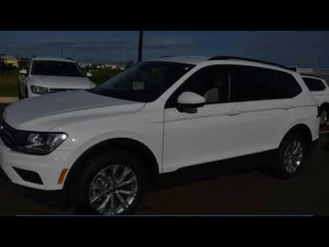 New 2019 Volkswagen Tiguan Capitol Heights, MD #VKM147936 - SOLD