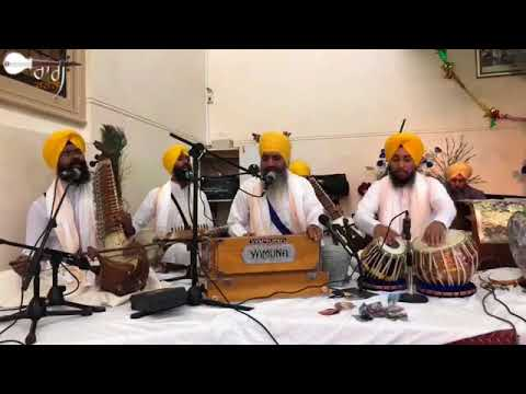 Raag Tilang Main Andhle Ki Tek Principal Sukhwant Singh Ji.