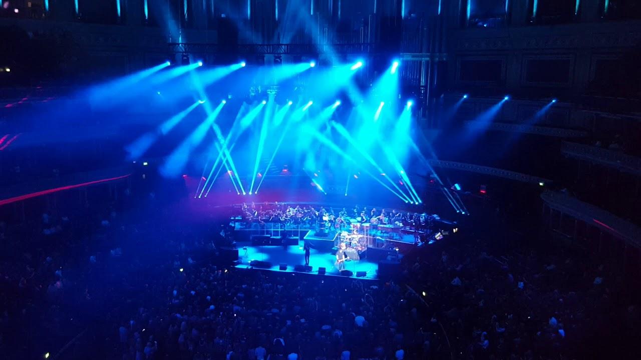 alter lighting. Alter Bridge - The End Is Here Live @royal Albert Hall Lighting A