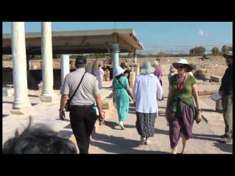 20101107 2 Archeological Park in Caesarea