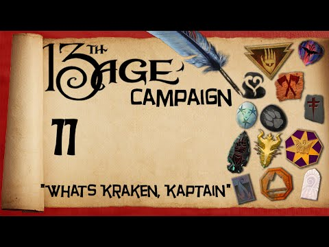 13th Age Dragon Empire Campaign, Episode 11
