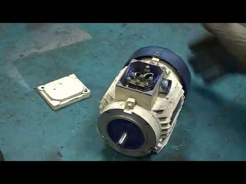 Как прозванивать мультиметром электродвигатель