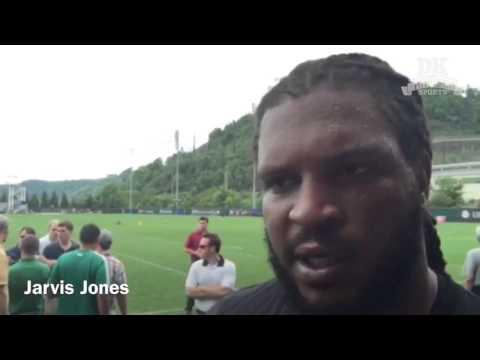 Jarvis Jones / DKonPittsburghSports.com