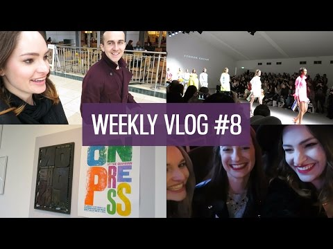 Weekly vlog #8: Fun, Friends & Fashion Weekend! | CharliMarieTV