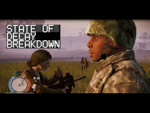 State of Decay Breakdown - pt 72 - 'Stubborn Rotter'