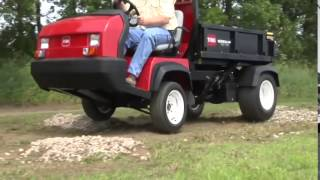 Toro® Heavy Duty Workman® Overview
