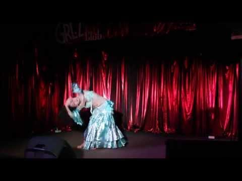 Alaia Stephanie Fischer  Bellydance 2015