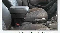 Opel Mokka armrest mittelarmlehne accoudoir bracciolo - vauxhall armrest