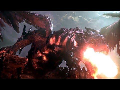 Dragon Age Inquisition New Cinematic Trailer |  (2014) 【Movie Scene HD】