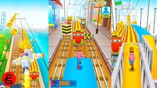 Subway Princess Runner #41 | Android Gameplay | FrictionGames