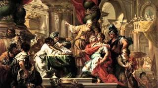 "G.F. Handel. Alessandro. Xavier Sabata  ""Vibra, cortese Amor, unaltro strale."""