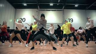 """LEVEL UP"" Remix by Ciara 