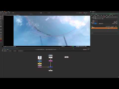 Nuke102 37. 360˚ VR Compositing - Retouching 3d Environment