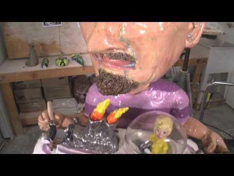 "THE MAKING OF ""BIG DADDY ROTH & RAT FINK"""