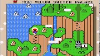 [TAS | 100%] Super Mario Planet (Super Mario World Hack)