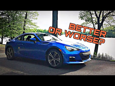Did I Buy The Wrong Car? BRZ Gets Compared To 6 Other Cars