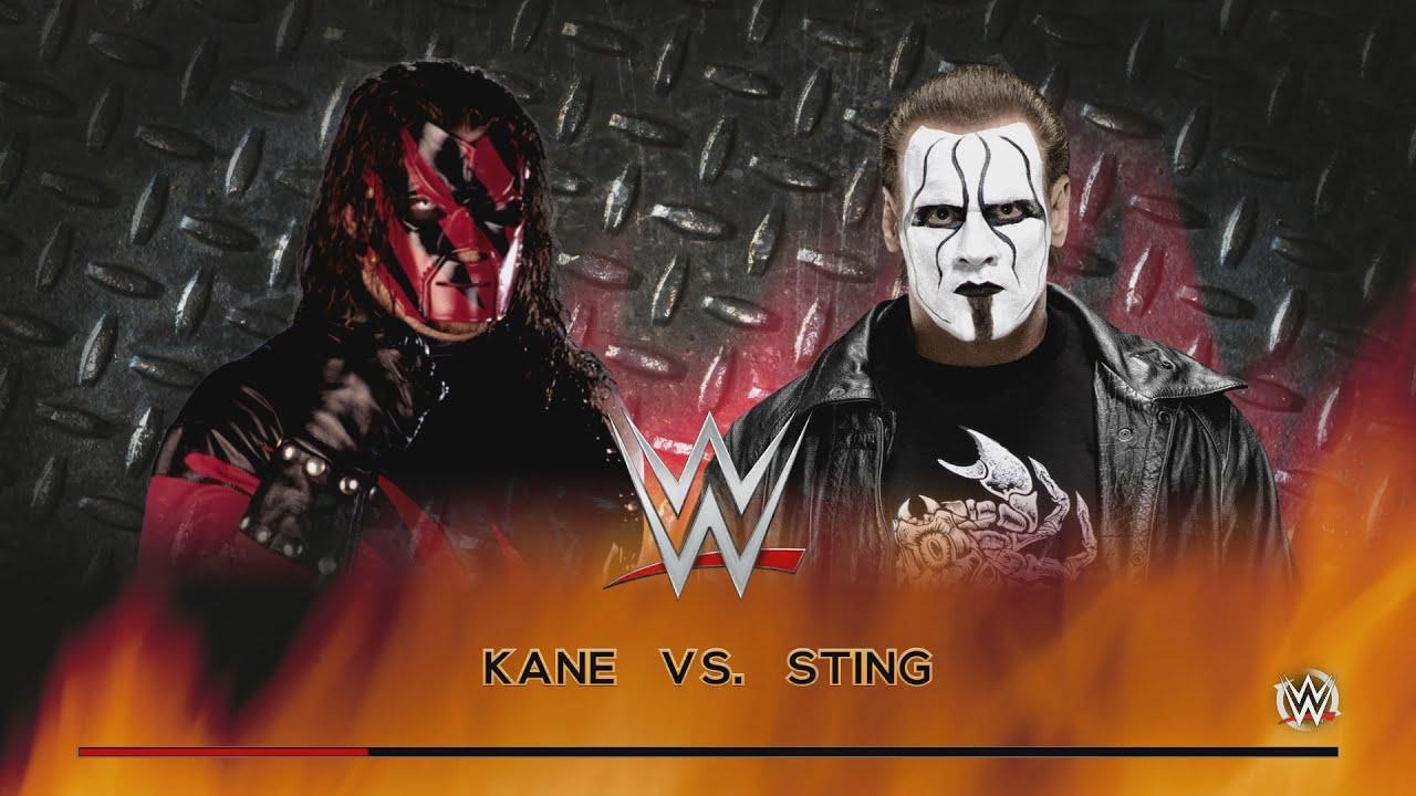Sting Vs Kane