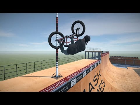 BMX Streets PIPE – New Game - More Tricks, More Characters