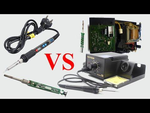 Mỏ hàn nào tốt nhất cho thợ điện tử - Which soldering torch is best for electronics