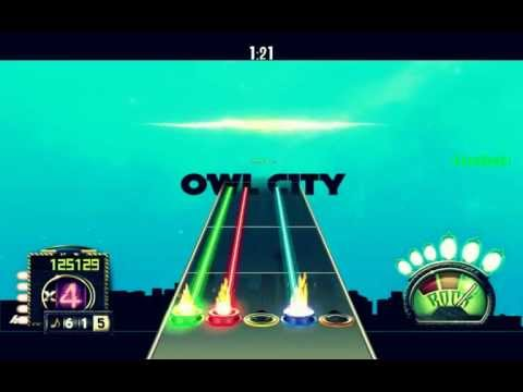 """Hello Seattle by Owl City """"Guitar Hero"""""""